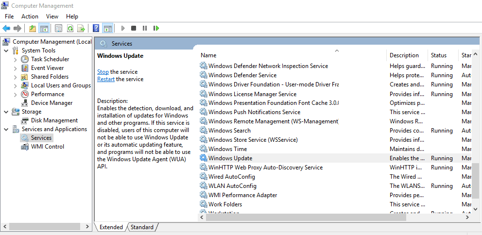Windows-Services-Manager-Windows-Update