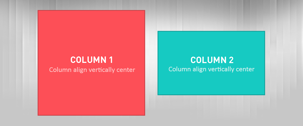 Align Content Vertically Center