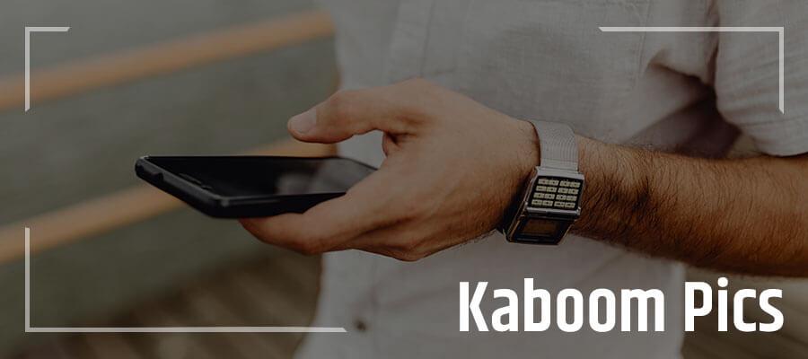 Kaboom Pics
